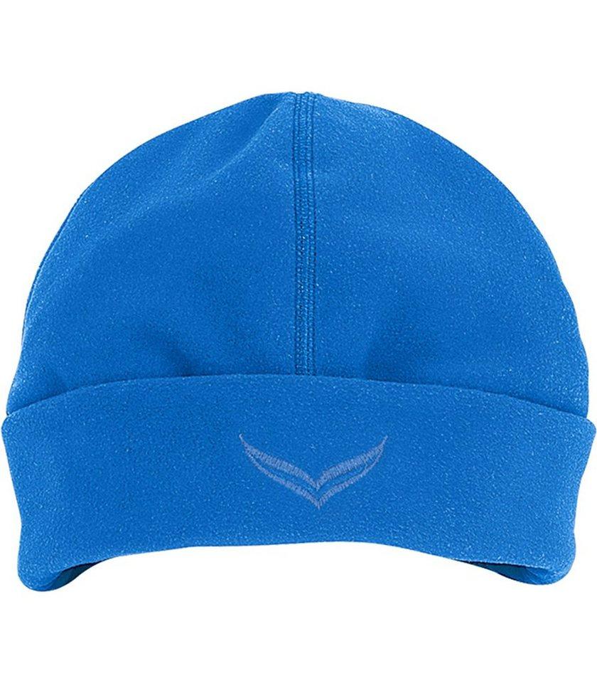 TRIGEMA Fleece Mütze in electric-blue