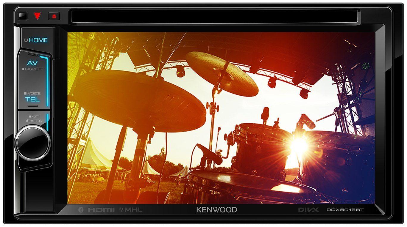 Kenwood 2-DIN Receiver mit Bluetooth »DDX5016BT«