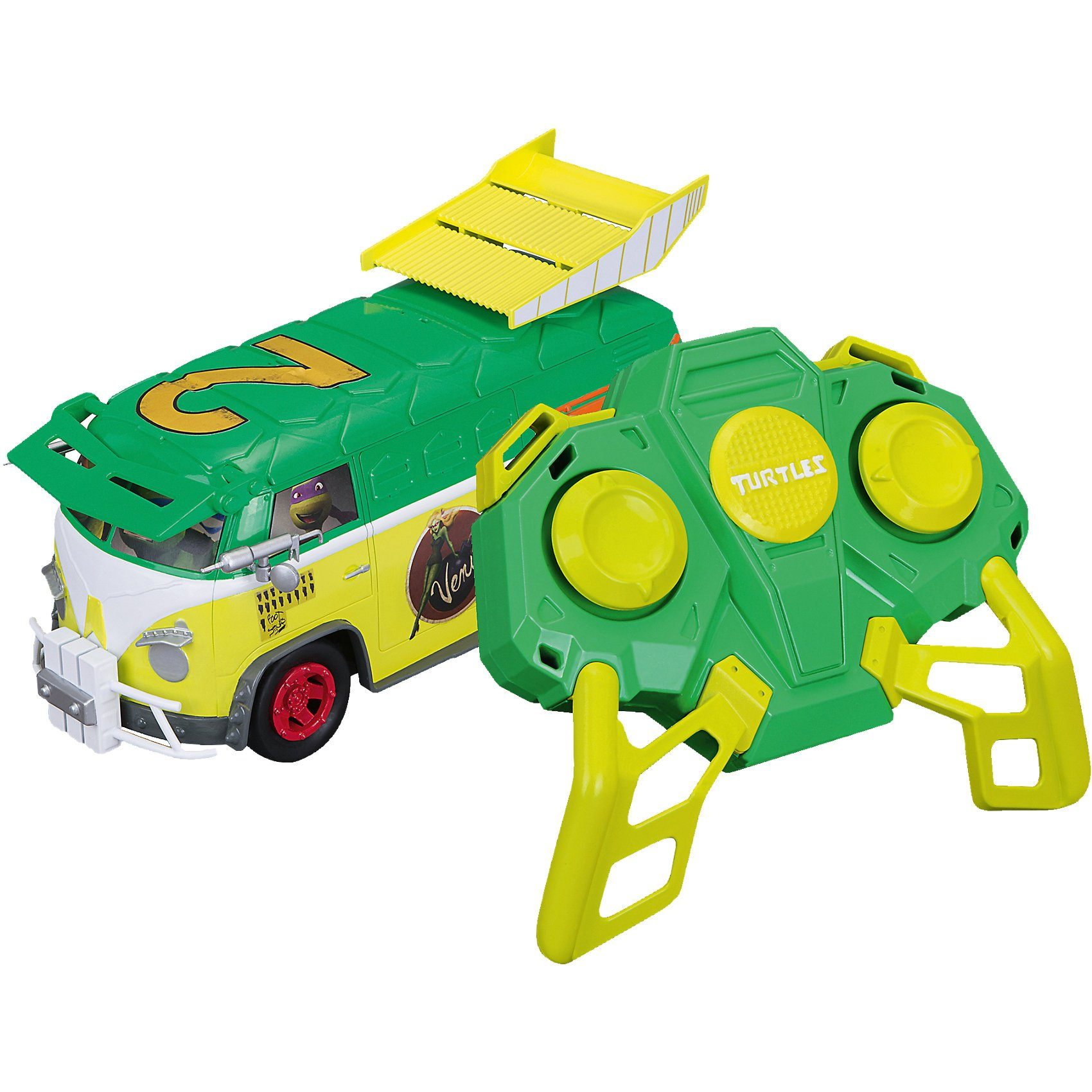 Happy People Turtles RC - Party Van