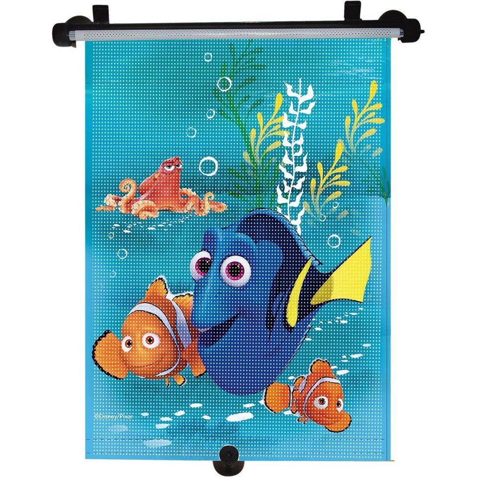 Kaufmann Sonnenrollo für die Seitenscheiben, Findet Dorie in blau