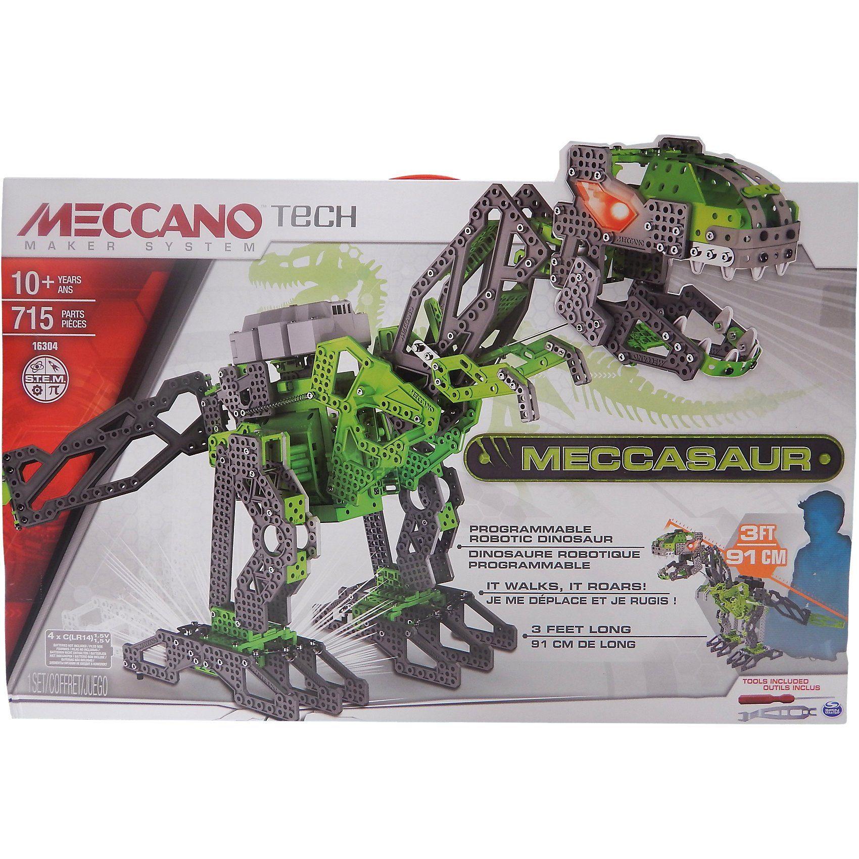 Meccano Meccasaur T-Rex