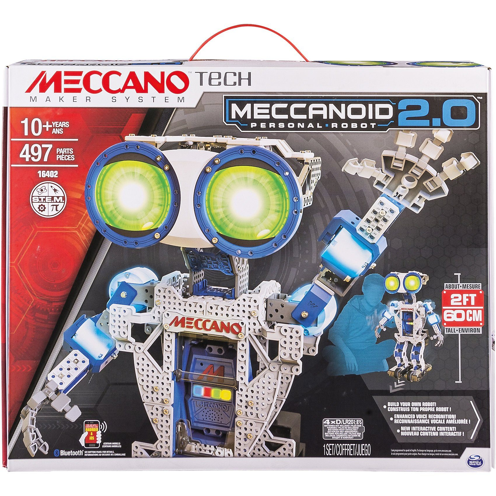 Spin Master Meccanoid 2.0