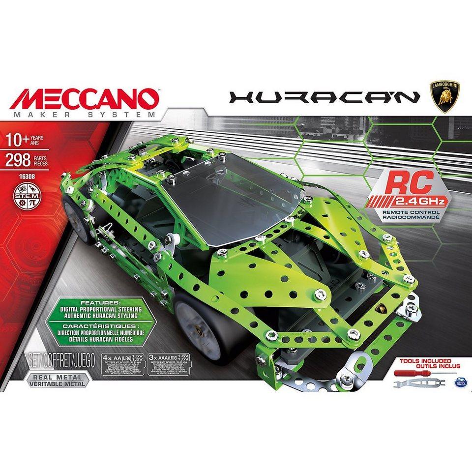 Meccano Lamborghini Huracan RC
