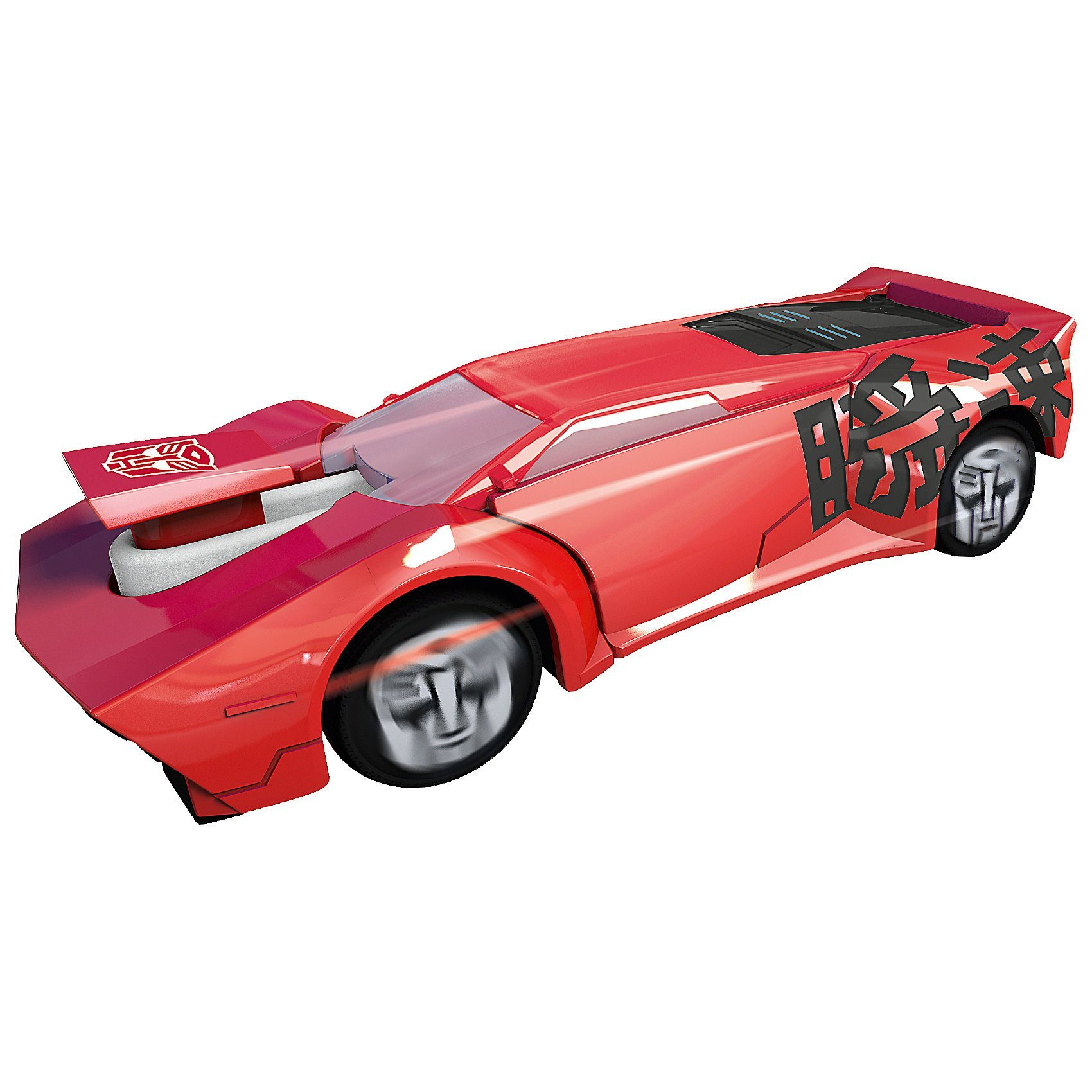 Dickie Toys Transformers Mission Racer Sideswipe