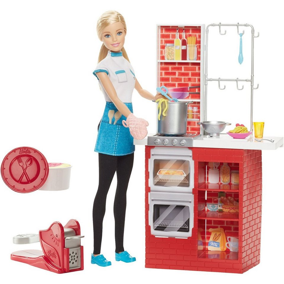 Mattel Barbie Spaghetti-Köchin
