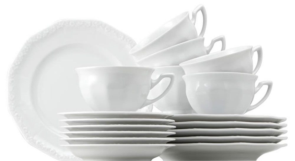 ROSENTHAL Kaffeeservice, Porzellan, »Maria« (18-teilig)