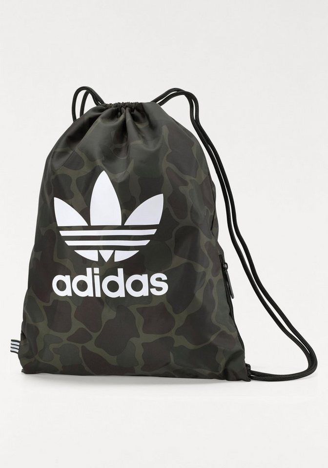 adidas Originals Turnbeutel »GYMSACK CAMO« in khaki
