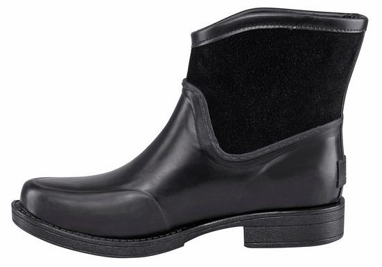 Ugg Paxton Rubber Boots, Rubber And Leather Material Mix Of