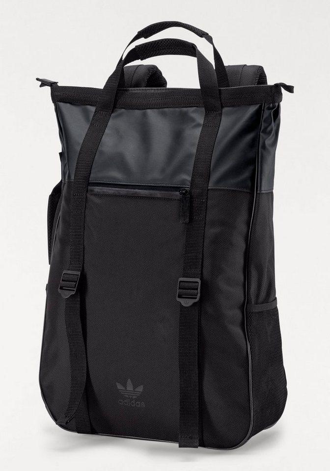adidas Originals Schultertasche »BACKPACK TOP SPORT« in schwarz