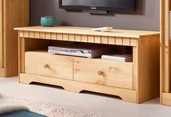 Home affaire Lowboard »Pöhl«, 120 cm breit