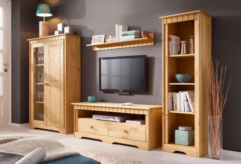 Home Affaire Wohnwand »Poehl«, (Set, 4-tlg) Kaufen