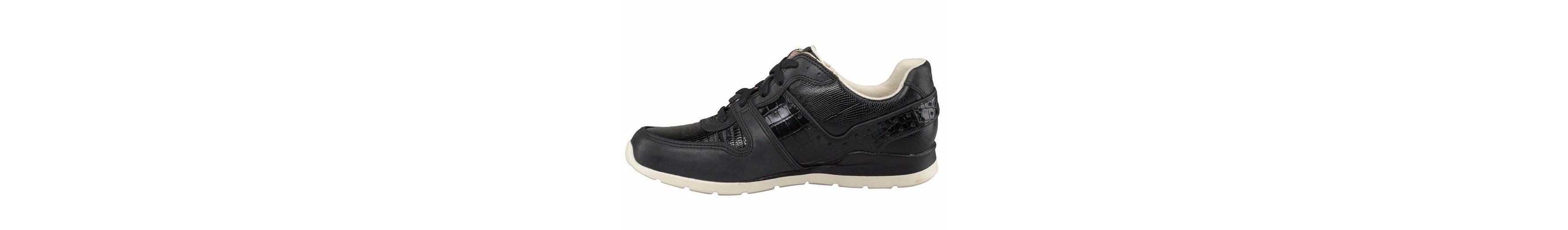 UGG Deaven Croco Sneaker, im tollen Ledermix in Croco-Optik