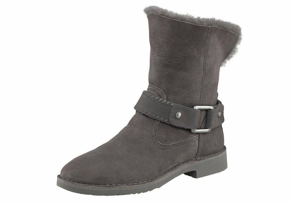 ugg cedric winterboots mit herunterklappbarem schaft online kaufen otto. Black Bedroom Furniture Sets. Home Design Ideas
