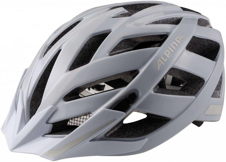Alpina Fahrradhelm »Panoma City Helm« in weiß