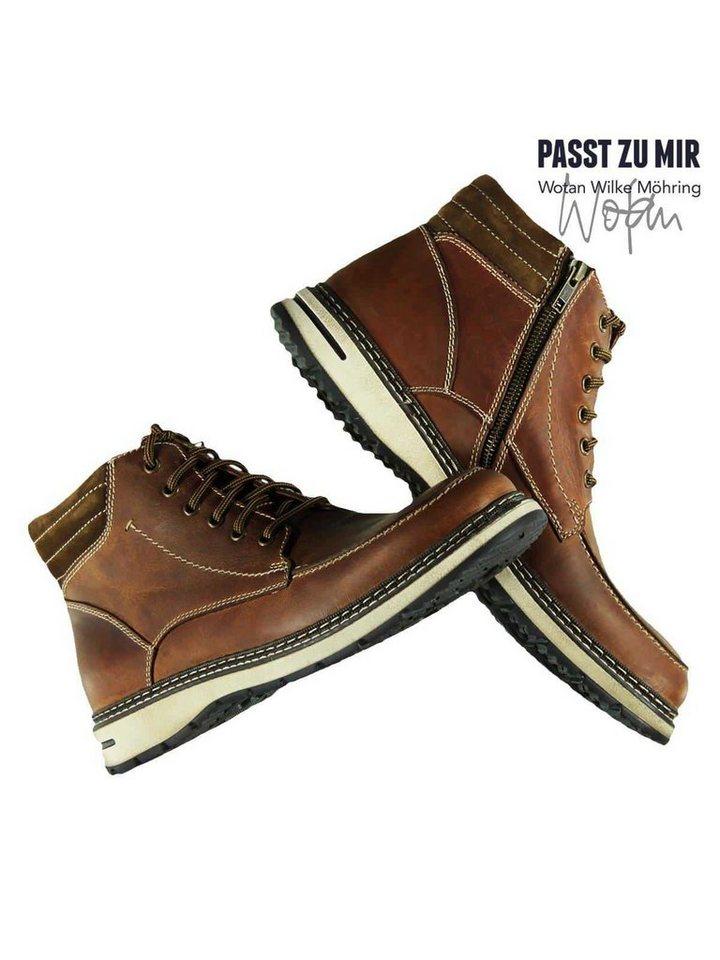 engbers Schuhe in Kupferbraun