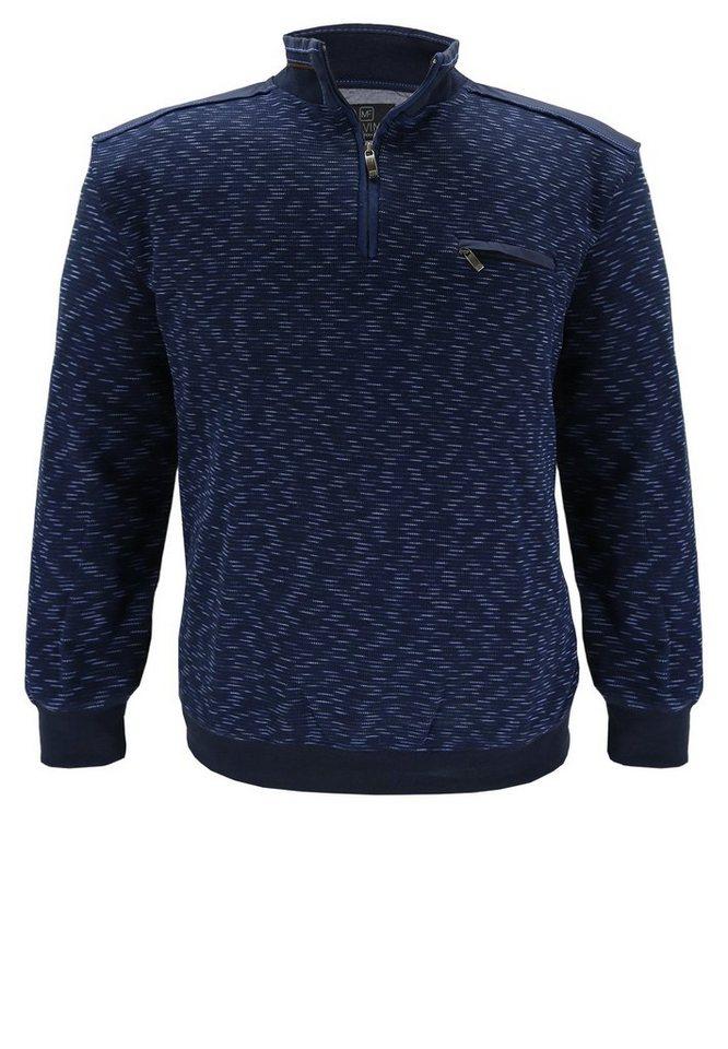 melvinsi fashion Pullover in Marineblau