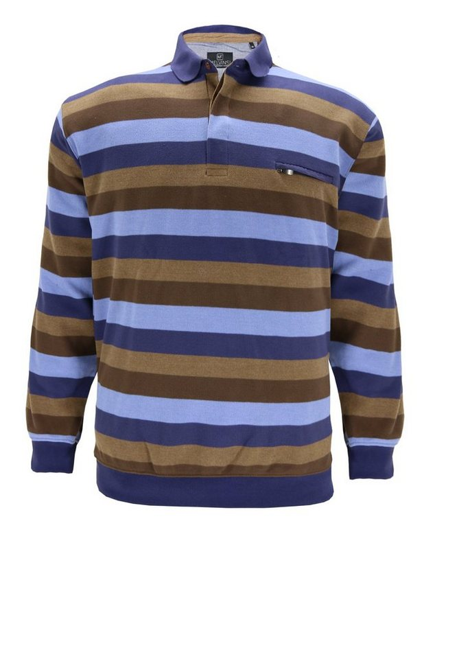 melvinsi fashion Pullover in Braun