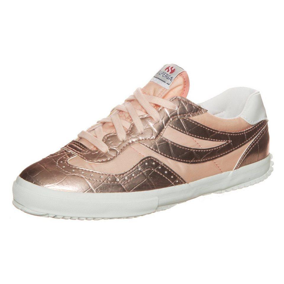 Superga 2832 Metcrow Sneaker Damen in bronze
