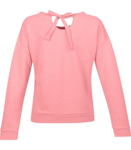 TRIGEMA Sweatshirt mit Schleife