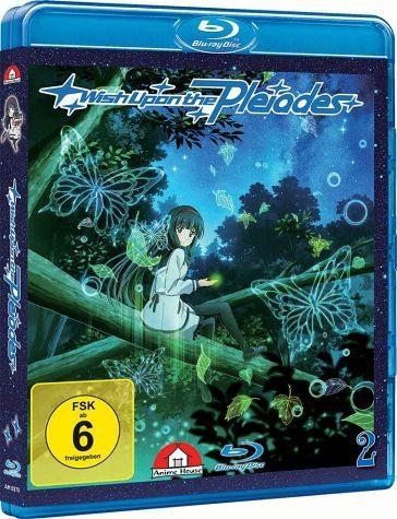 Blu-ray »Wish Upon the Pleiades - Vol. 2«