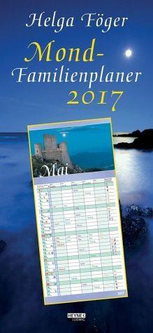 Kalender »Mond-Familienplaner 2017«