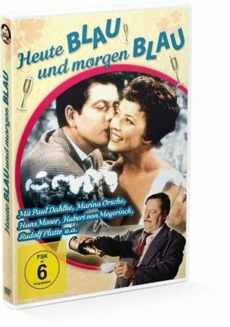 DVD »Heute blau und morgen blau«