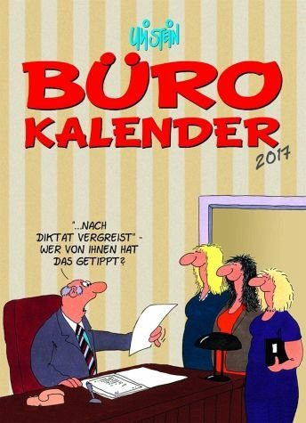 Kalender »Bürokalender 2017«