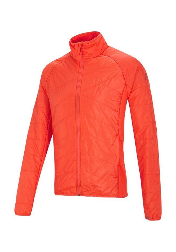 Ziener Jacke »TONIO man (wool padded jacket)« in grenadine