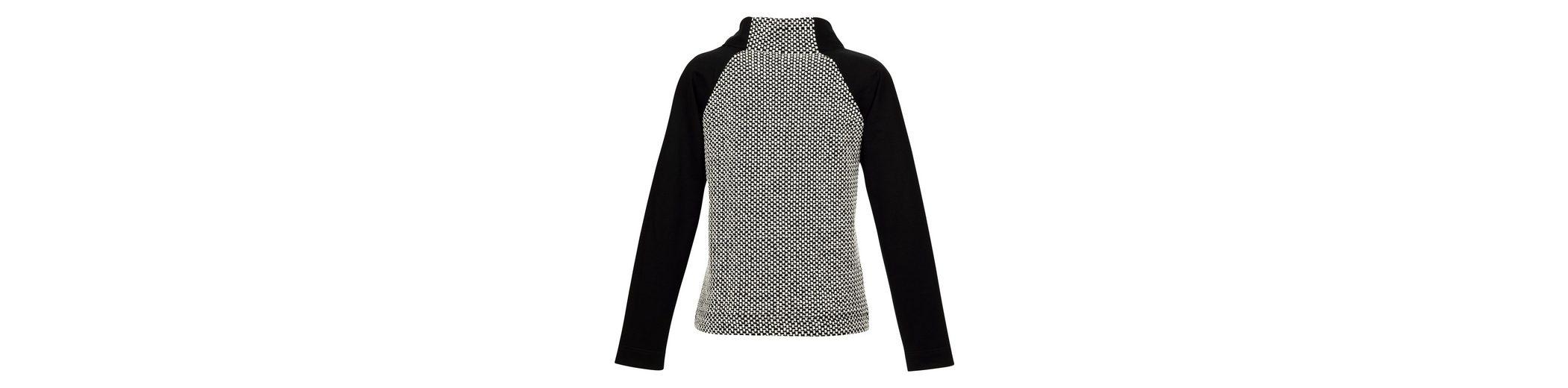 TRIGEMA Stehkragen Sweater Stehkragen TRIGEMA Sweater x0xf4wnX