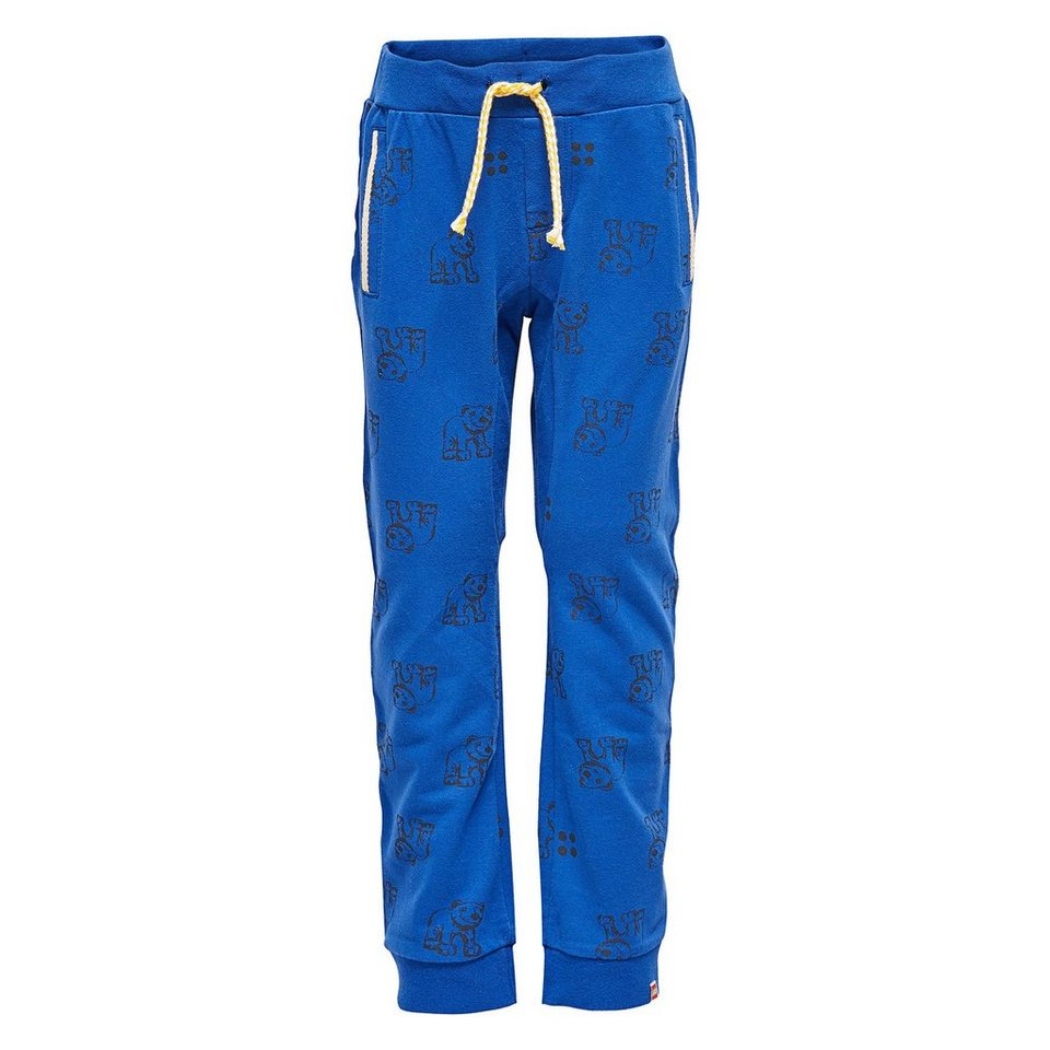 """LEGO Wear Duplo Sweat Pants Pim """"Little Bear"""" Sweathose in dunkelblau"""