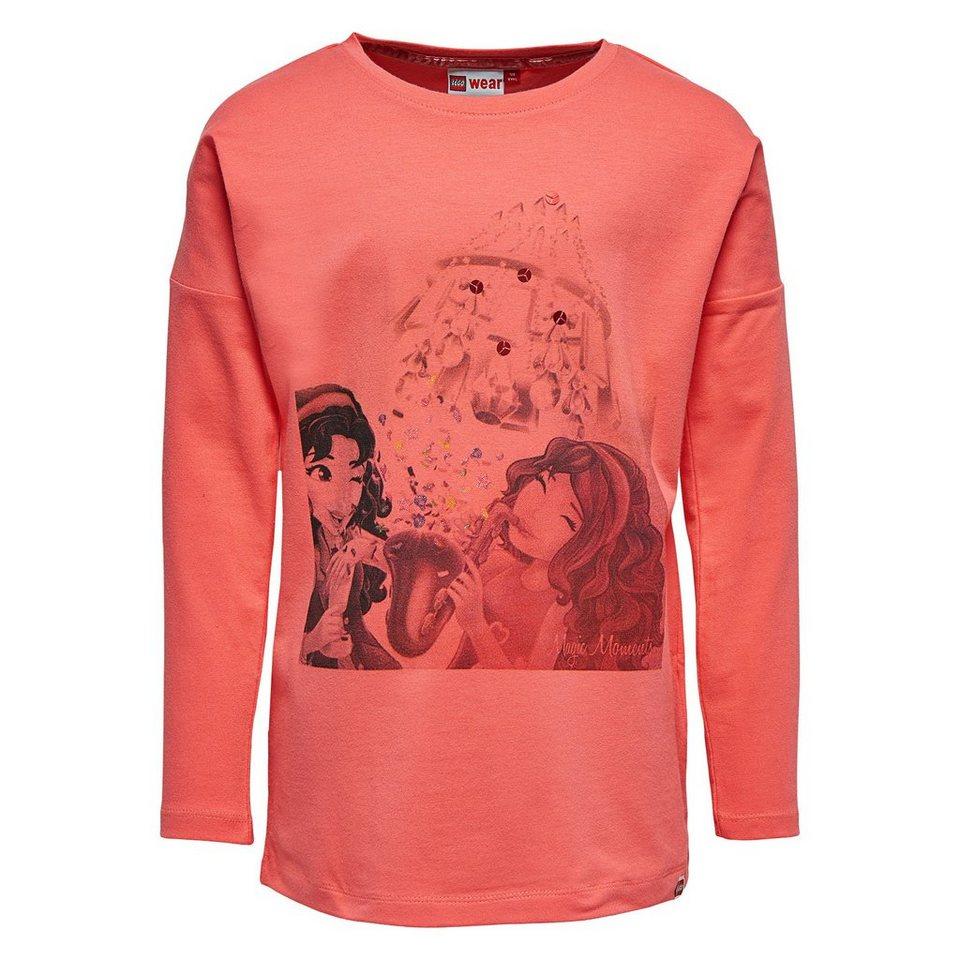 "LEGO Wear Friends Langarm-T-Shirt Tamara ""Konfetti"" langarm Shirt in pink"