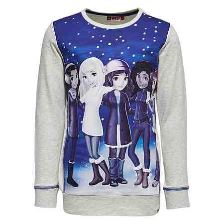 "LEGO Wear Friends Langarm-T-Shirt Tamara ""Winter"" Shirt langarm"