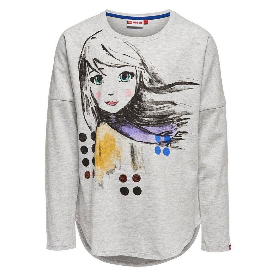 "LEGO Wear Friends Langarm-T-Shirt Tamara ""Herbstwind"" langarm Shirt in beige"