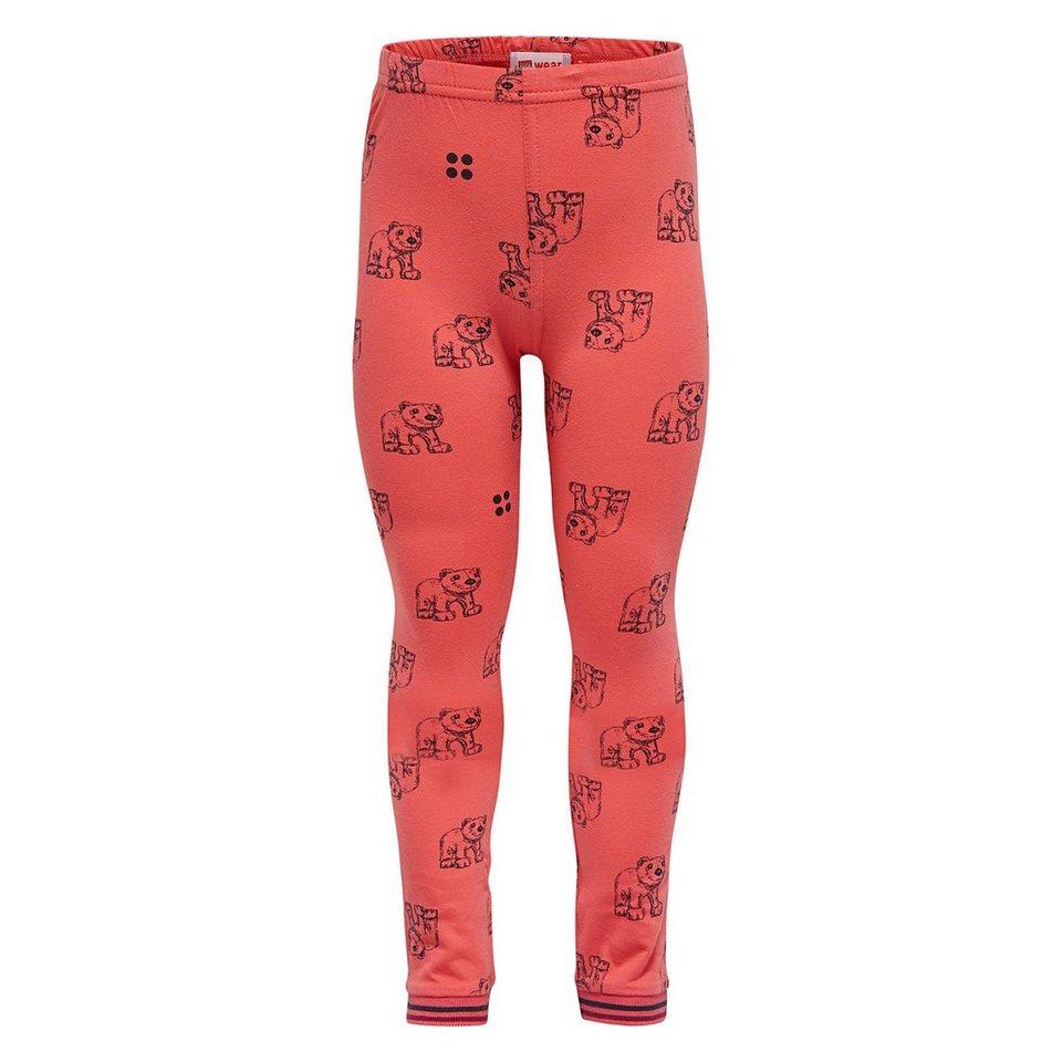 """LEGO Wear Duplo Leggings Pyrene """"Little Bear"""" Hose in pink"""