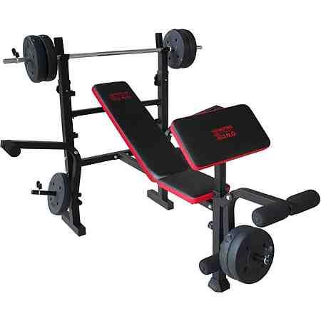 Sport: Fitnessgeräte: Hantelbänke