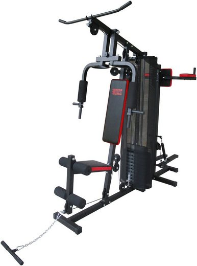MOTIVE FITNESS by U.N.O. Kraftstation »Multi-Gym Challenge«, 10 Gewichtsblöcke