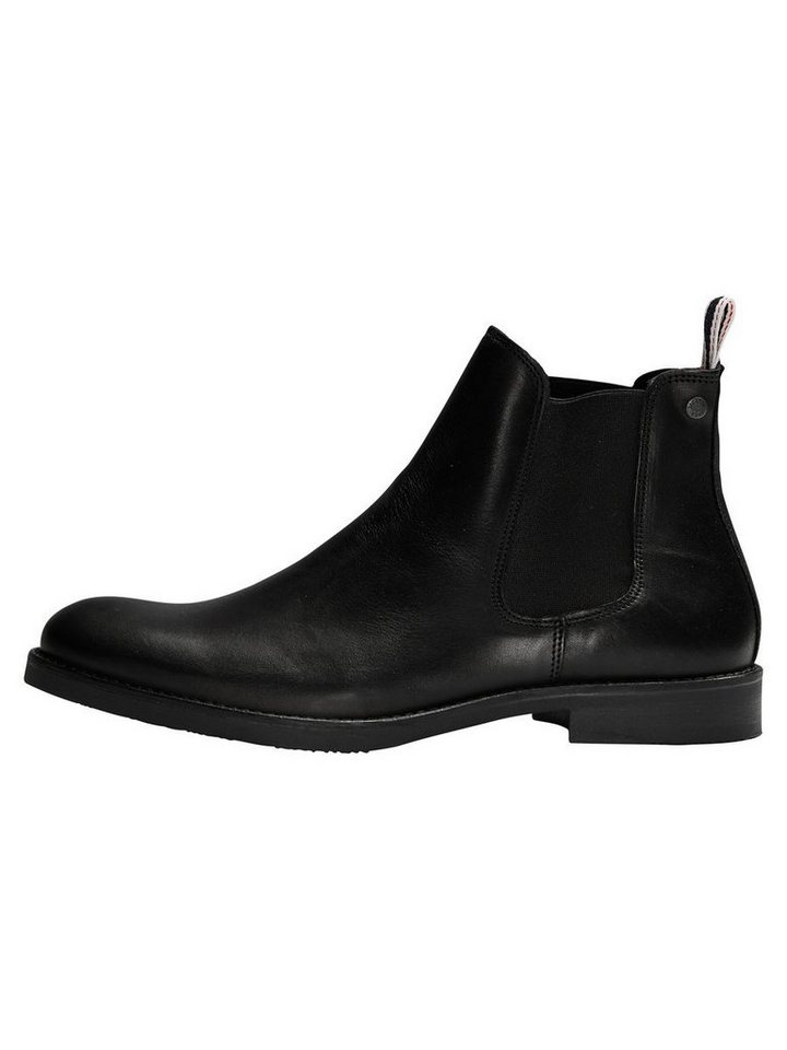 Jack & Jones Chelsea- Stiefel in Black
