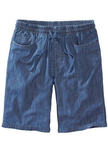 Eddie Bauer Sommer-Denim-Shorts