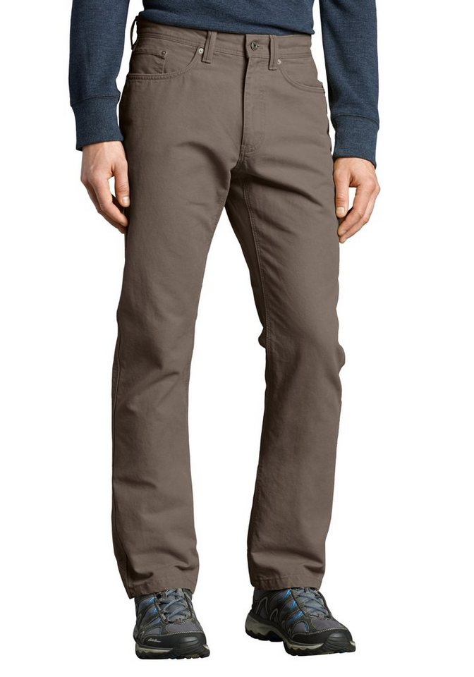 Eddie Bauer Mountain Jeans in Braun