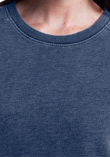 Eddie Bauer Kurzarm Sweatshirt