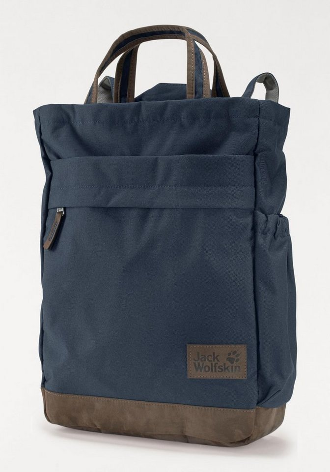 jack wolfskin shopper piccadilly auch als rucksack tragbar online kaufen otto. Black Bedroom Furniture Sets. Home Design Ideas