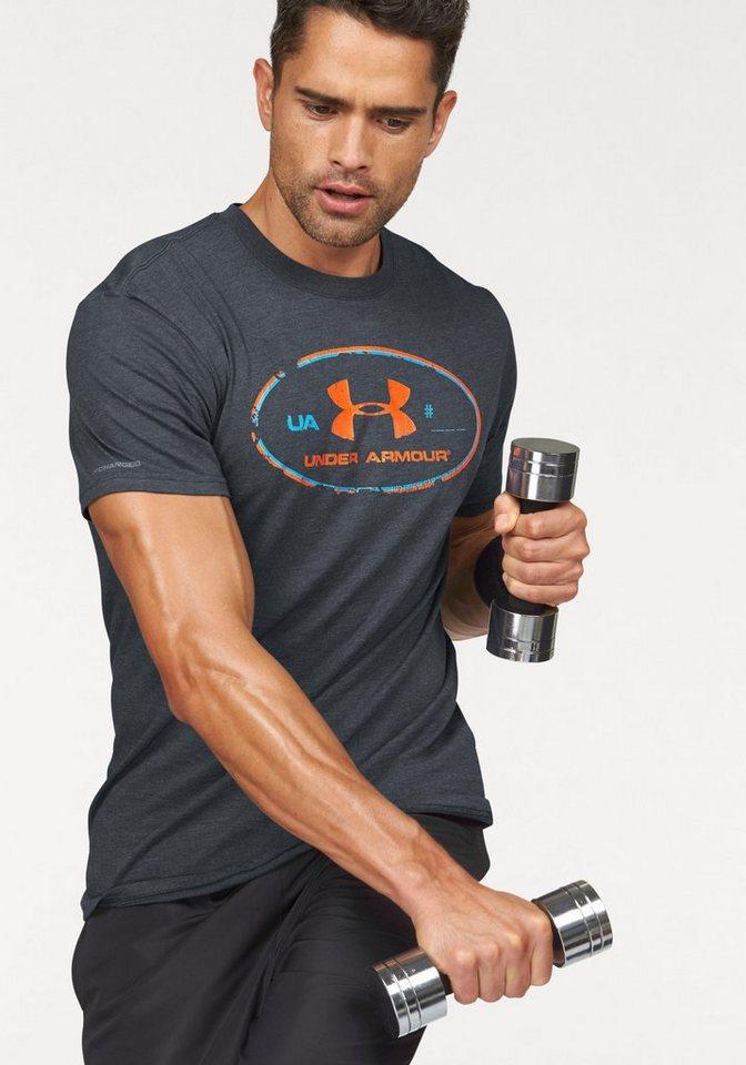 Under Armour® T-Shirt in dunkelgrau