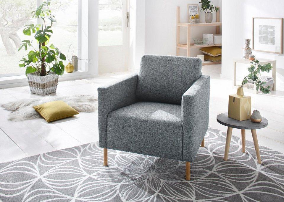 andas sessel flavio online kaufen otto. Black Bedroom Furniture Sets. Home Design Ideas