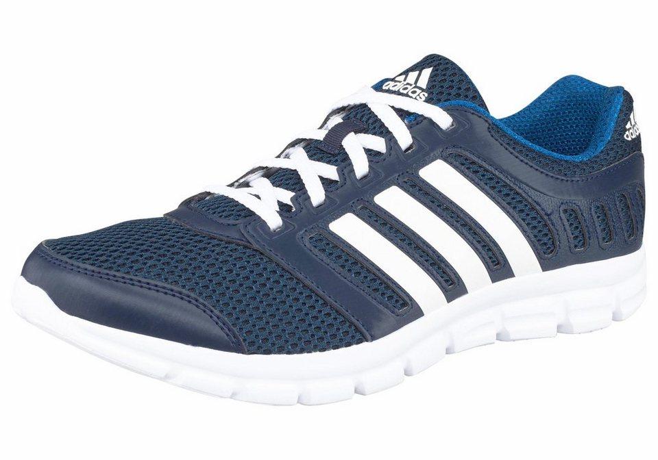 adidas Performance »Breeze 101 2 M« Laufschuh in dunkelblau