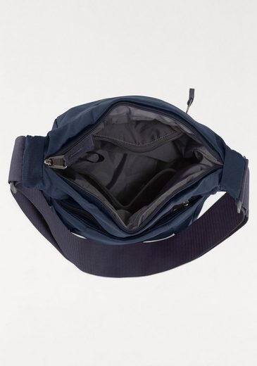 Jack Wolfskin Umhängetasche VALPARAISO BAG, praktische Tasche mit viel Platz