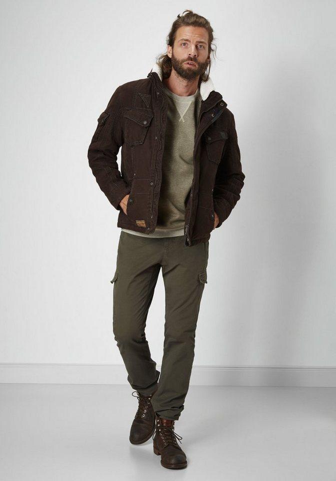 NAGANO Kurzjacke »TAGAWA« in brown