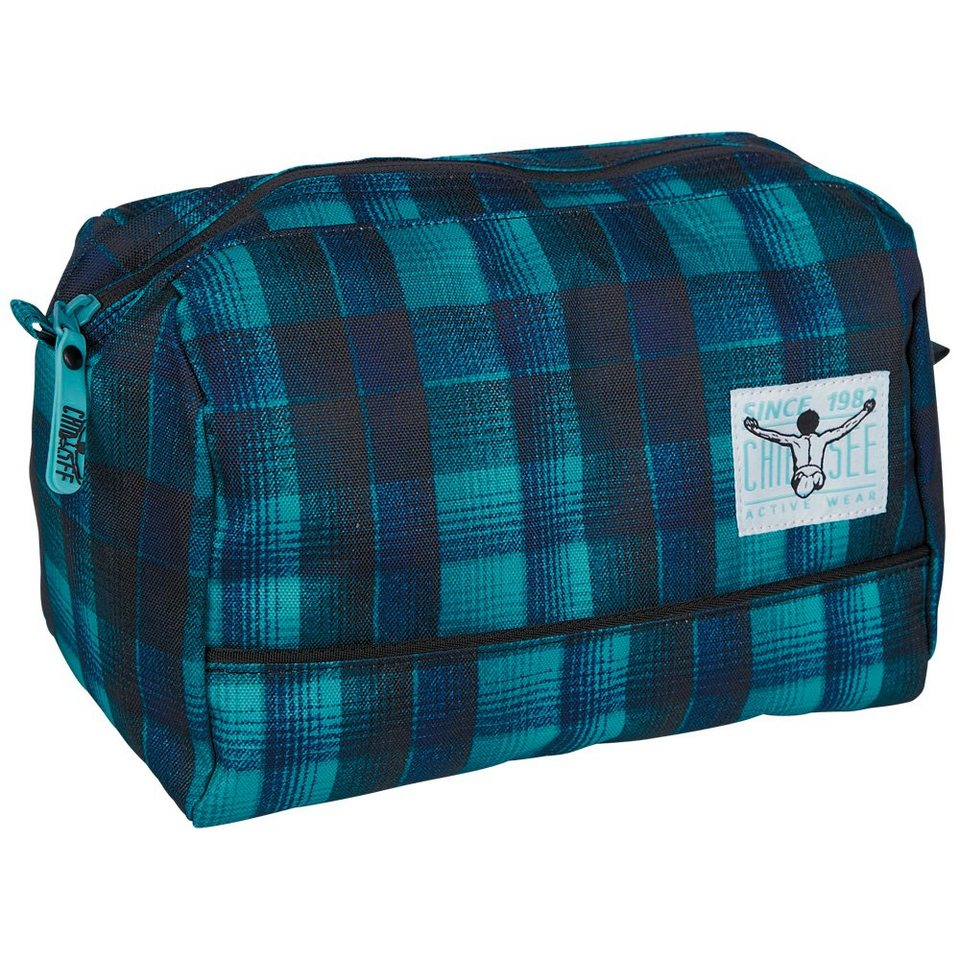 Chiemsee Kulturtasche »SHOWER BAG« in checky chan bl