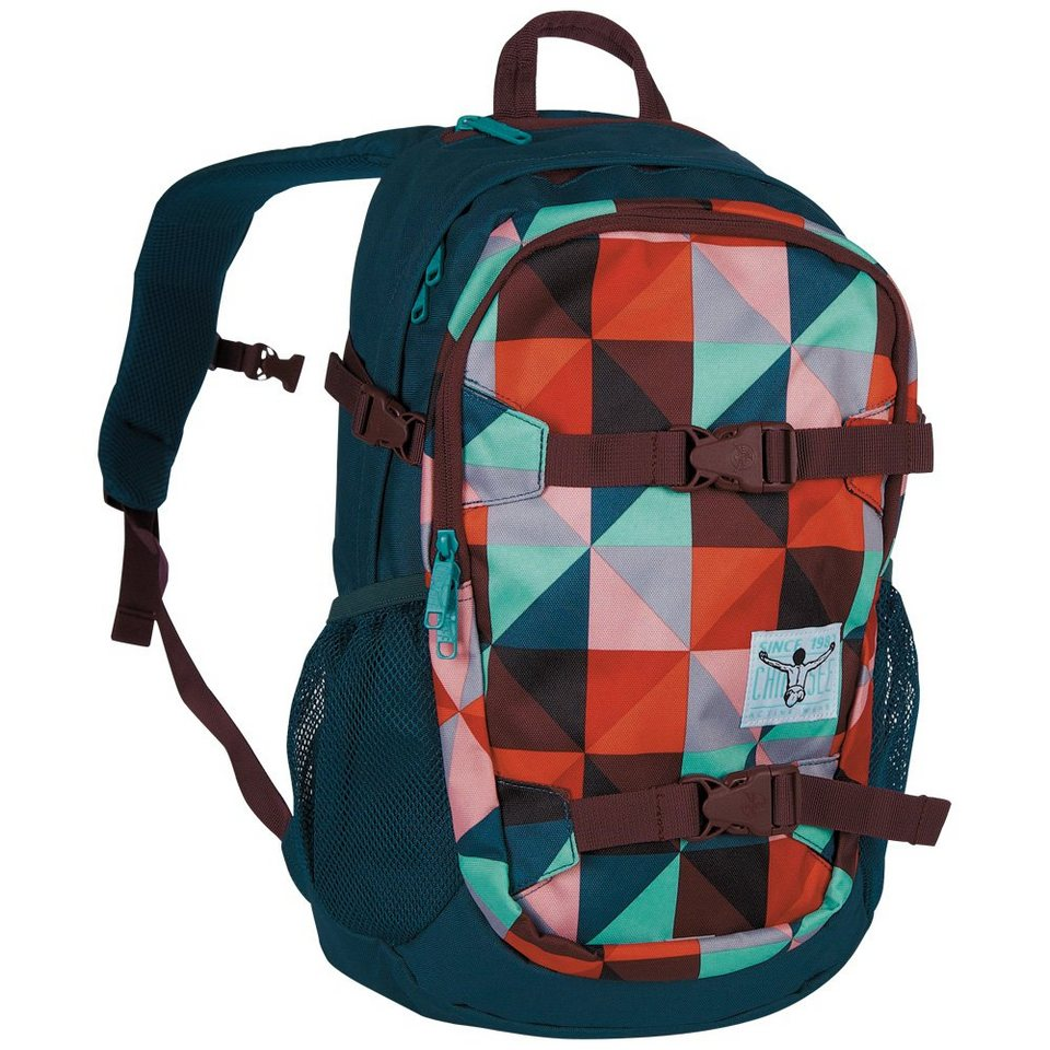 Chiemsee Rucksack »SCHOOL« in magic triangle