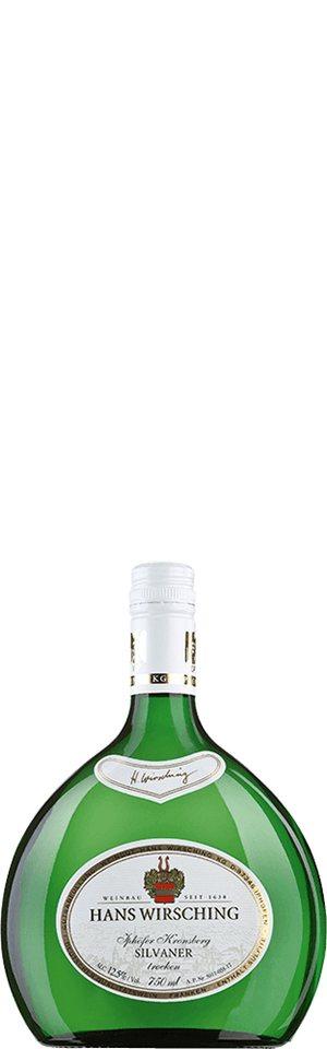 Weisswein aus Deutschland, 12,5 Vol.-%, 75,00 cl »2015 Silvaner Trocken«