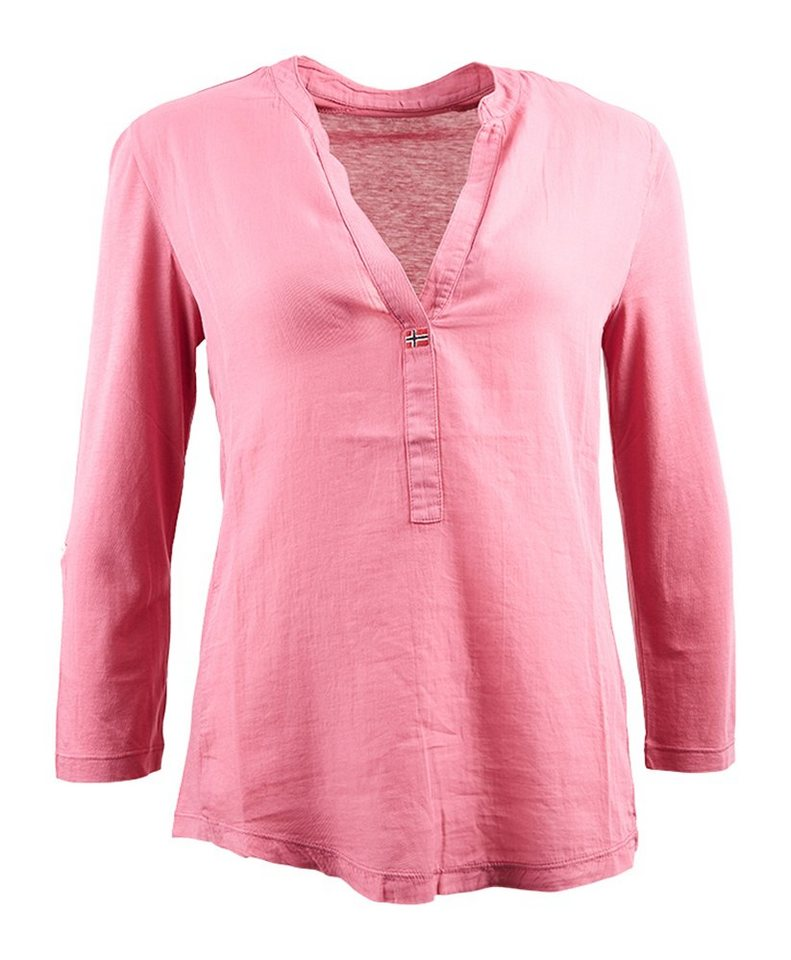 Napapijri Bluse »GALLERIA BLOOM« in pink